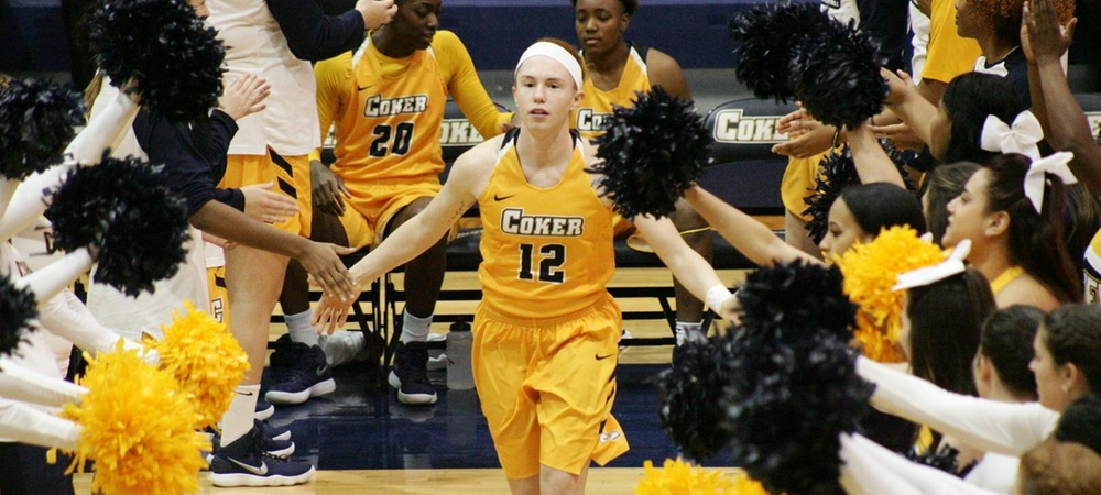 Coker Welcomes Wingate for Monday SAC Matchup
