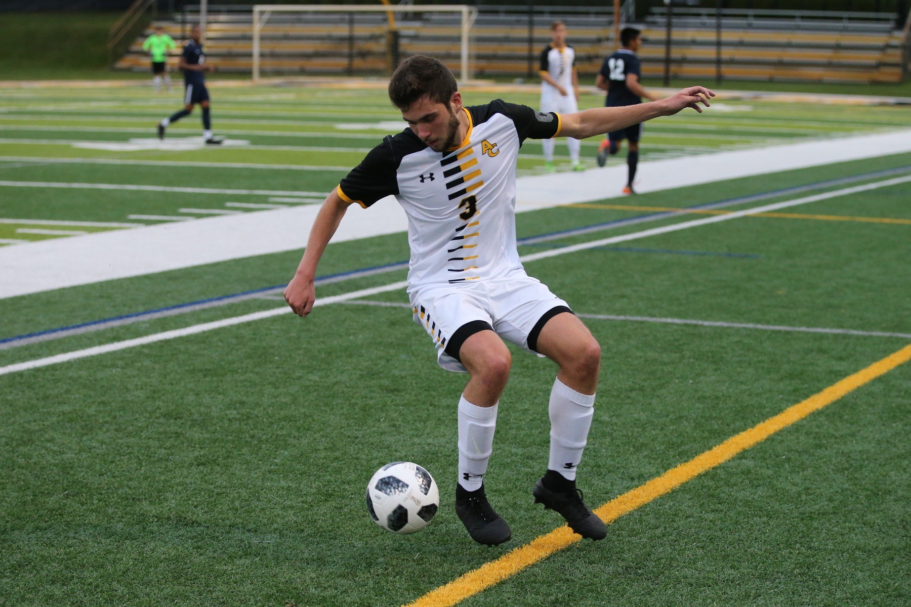 Men's Soccer Shuts Out Transylvania on Home Turf