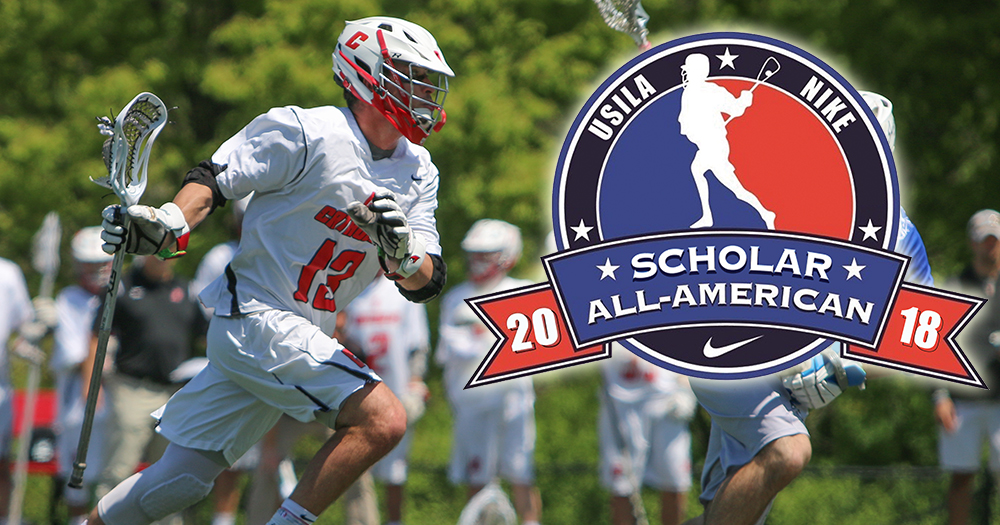 Bradley Earns Second-Consecutive Scholar All-America Honor