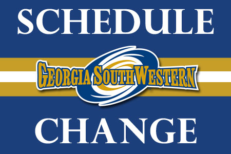 Wednesday's game with AUM moved to 4/19