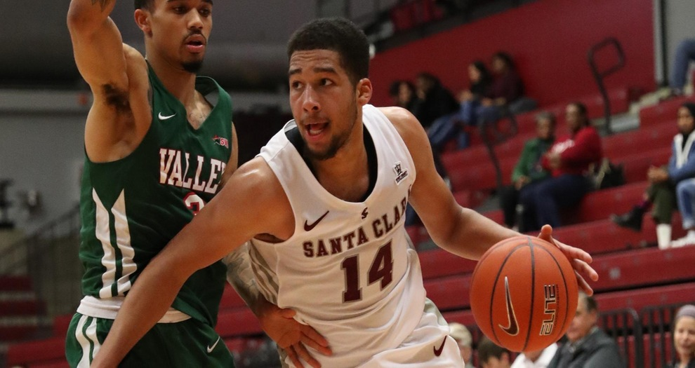 Men's Basketball Cruises Past Mississippi Valley State, 82-54