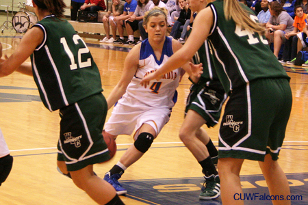 Women's Basketball scoreless in final seven minutes of NAC defeat