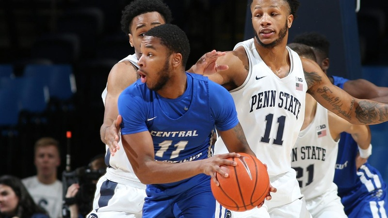 Fast Start Carries #23 Penn State by Men's Basketball
