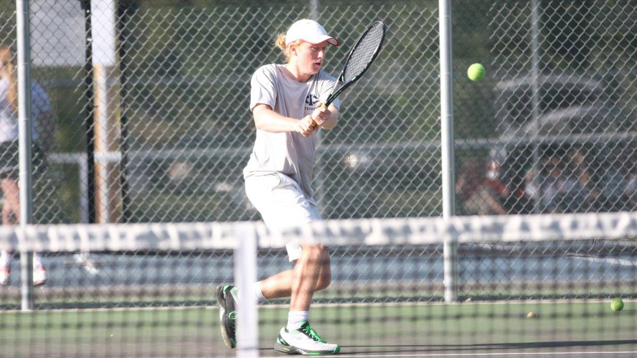 Iowa Central Tennis Defeats Grand View