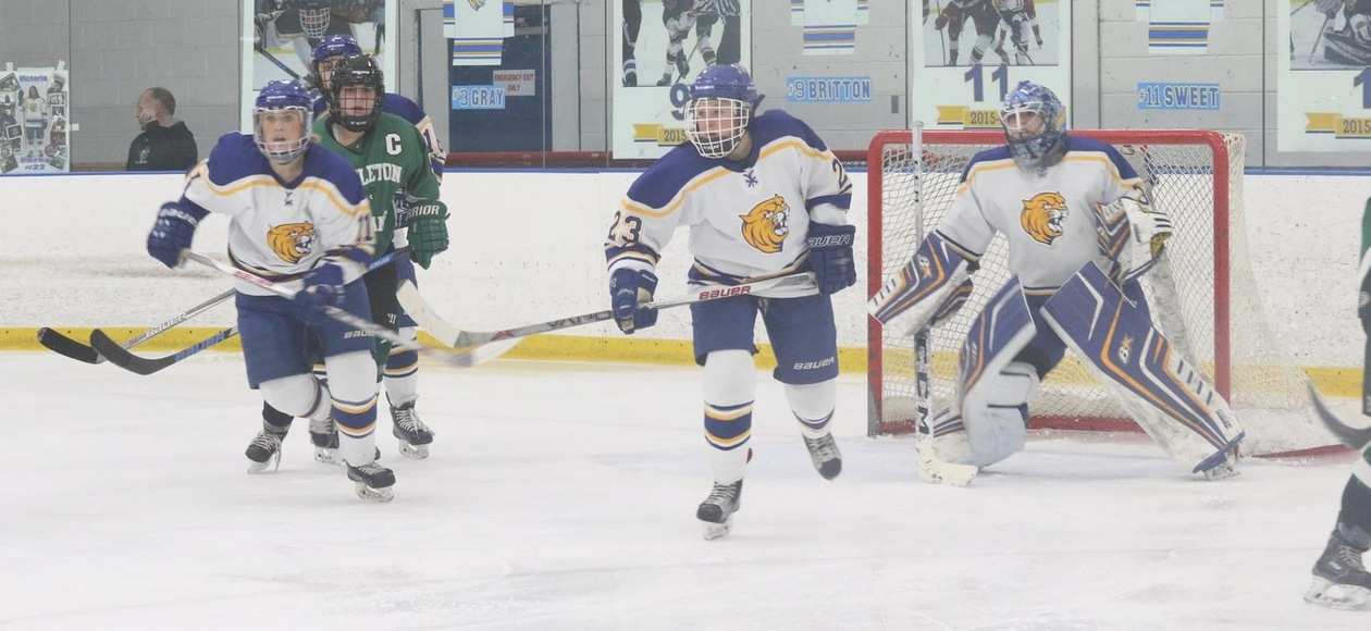 Seventh-Ranked Cadets Push Past Wildcats in the Third, 4-0