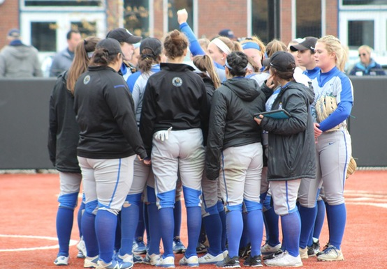 SHARKS WALK OFF WITH 3-2 WIN OVER SOFTBALL TO END GNAC TOURNEY RUN