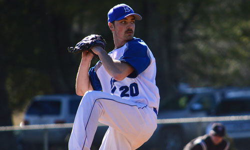 Chaplain picked up the win in the opener as five Tornados pitched in the seven-inning shutout