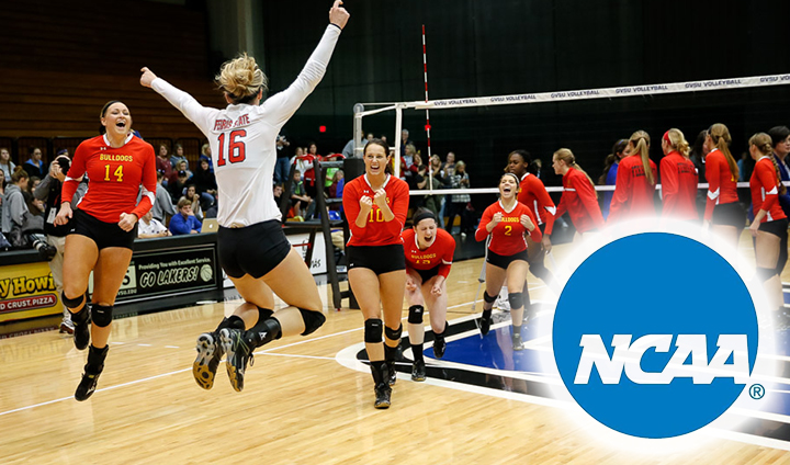 Ticket Prices & Match Times Set For NCAA-II Midwest Regional Volleyball Tourney