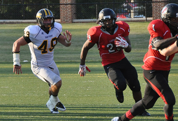 Football: Panthers close out 2013 season on the road against Averett