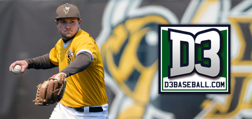 Zimmerman Garners Two D3Baseball.com All-American Accolades