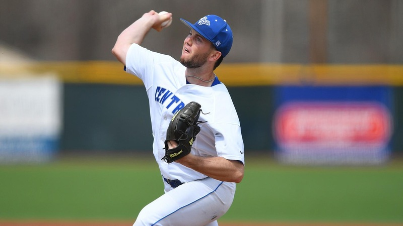 Mitchell Pitches Baseball Past Mount St. Mary's, 6-1