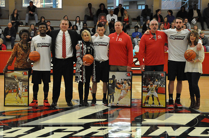 Men's Basketball: Panthers fall in overtime to Maryville in Senior Day thriller