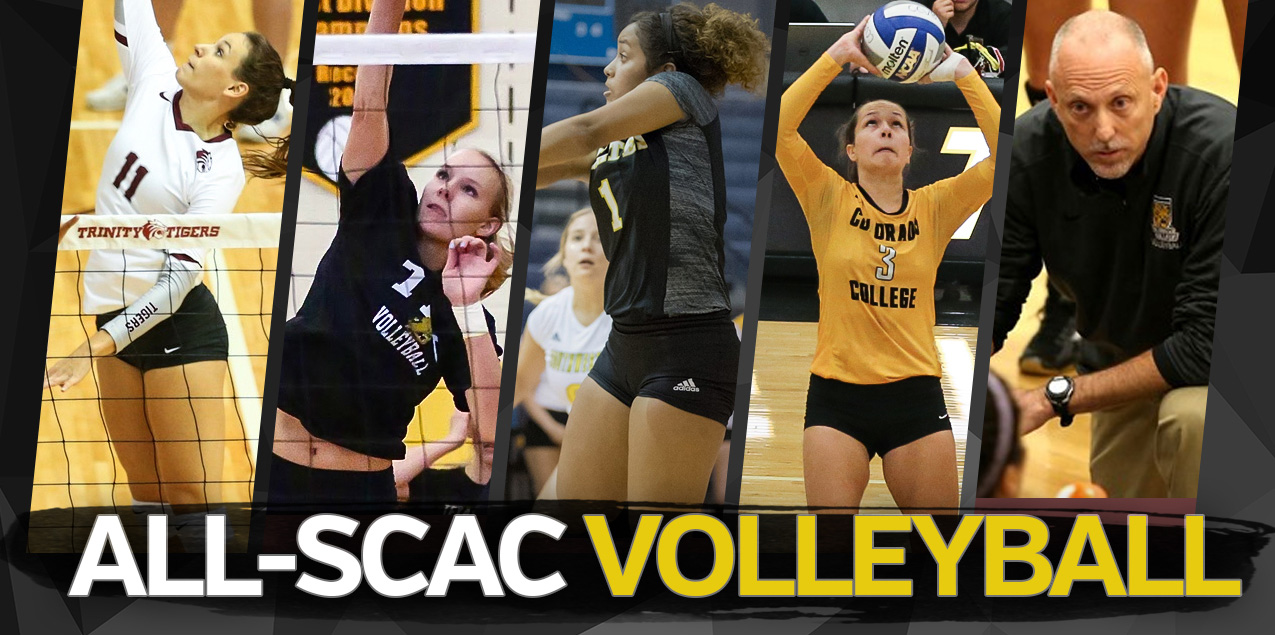 SCAC Announces All-Conference Volleyball Voting