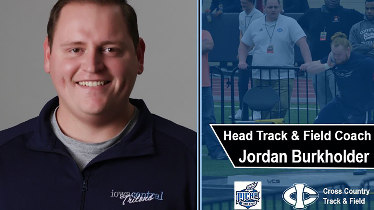 Burkholder Promoted to Head Track and Field Coach for the Tritons