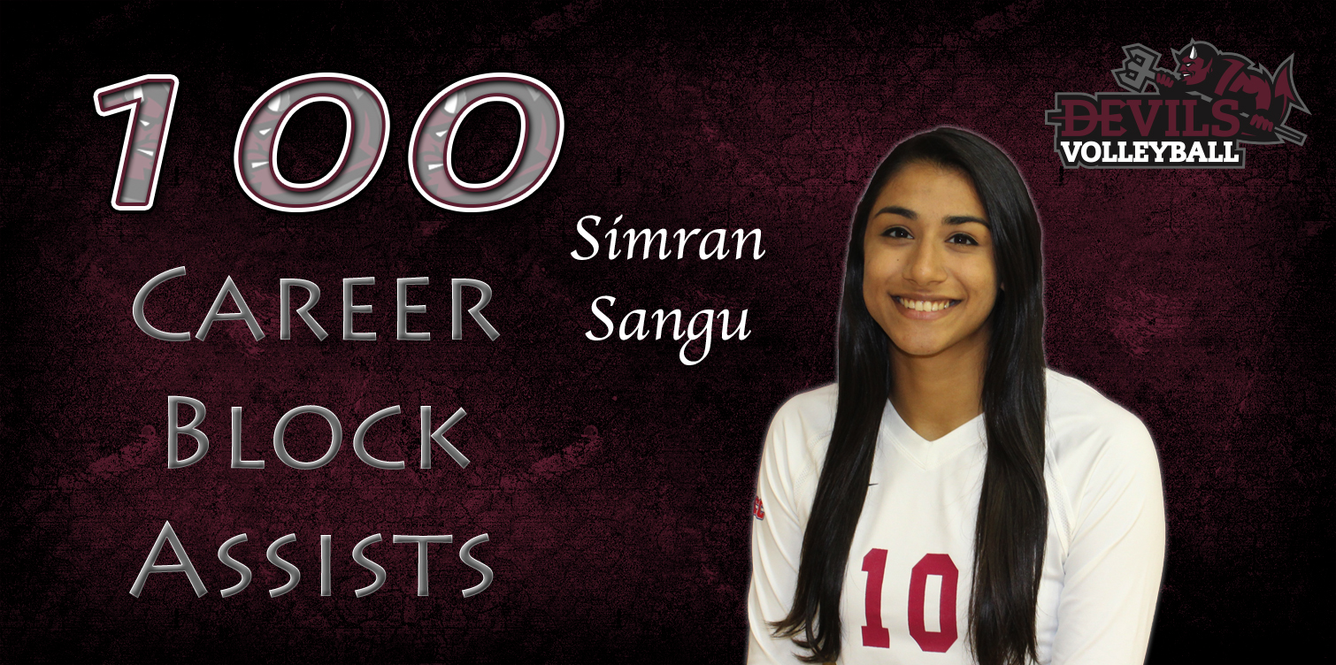 Sangu Reaches Milestone on Friday Night; Volleyball Drops Two Matches to Undefeated Opponents