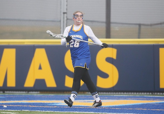 WOMEN'S LACROSSE CRUISES PAST RIVIER, 19-6