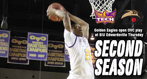 Golden Eagles begin title hunt with OVC opener at SIU Edwardsville
