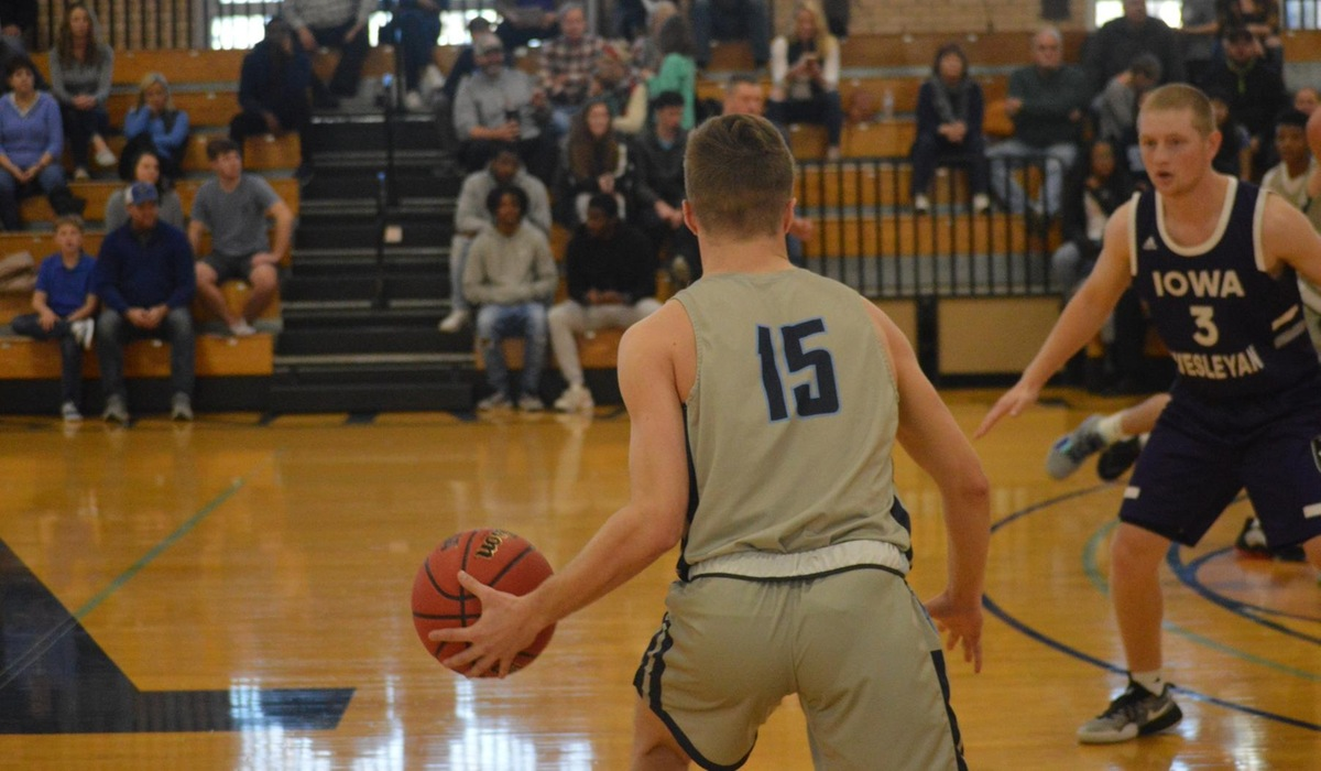 Harrison Named Second Team All-SLIAC