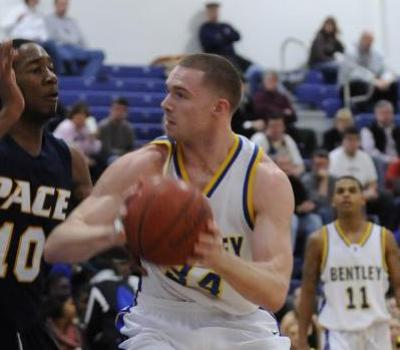 Bentley Men Take 3-1 Record on the Road to Face 4-1 Merrimack