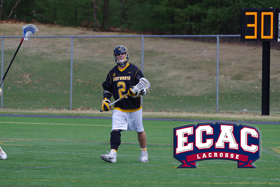 Paradis Named Second Team All-ECAC