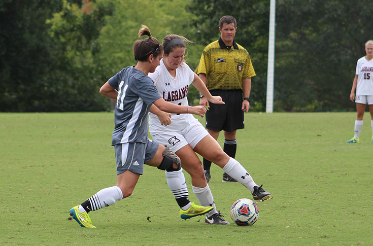 Women's Soccer: Wesleyan tops Panthers in USA South conference opener