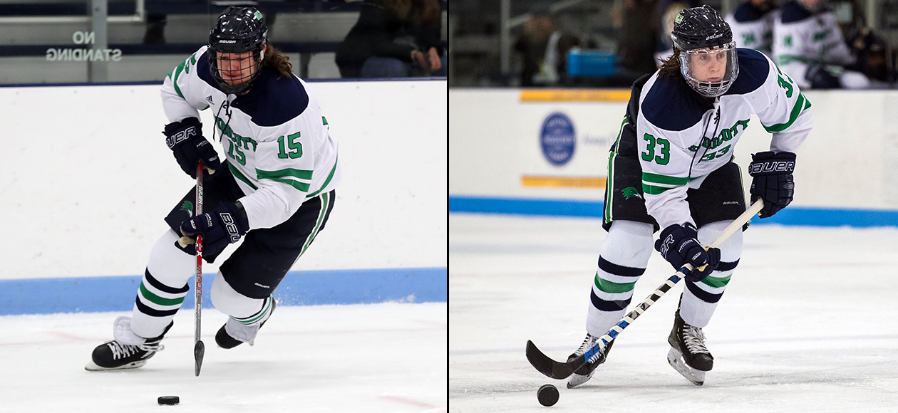 Bowes, Besinger Sign Professional Contracts To Play In France