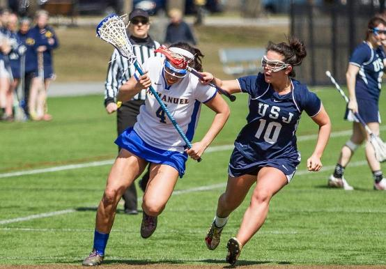 WOMEN'S LACROSSE DOUBLES UP JWU IN 16-8 VICTORY