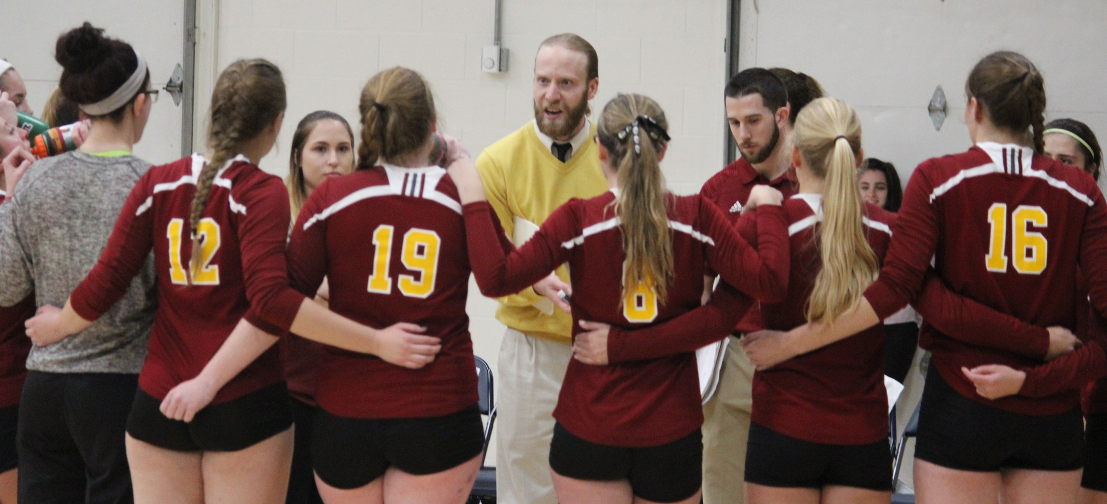 Women's Volleyball Loses to Framingham State