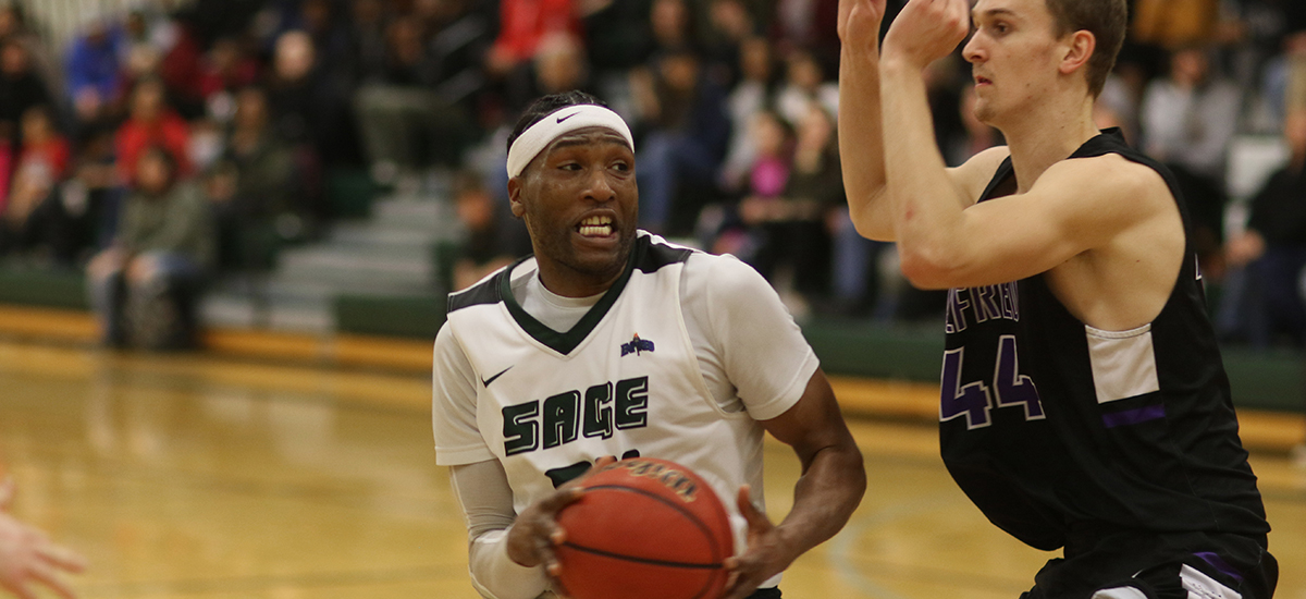 Sage's Chris Kidd, 34, living his college basketball dream Married father of four prepares for final game of career