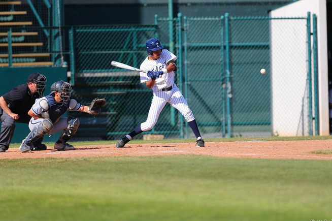 File Photo: Michael Gonzalez drove in three runs for the Falcons against Allan Hancock