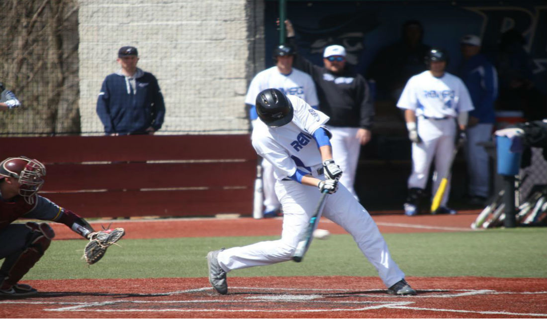 Reivers Win Weekend Series with Hills