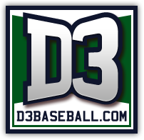 Rams Have Four Players Named D3baseball.com All-Region