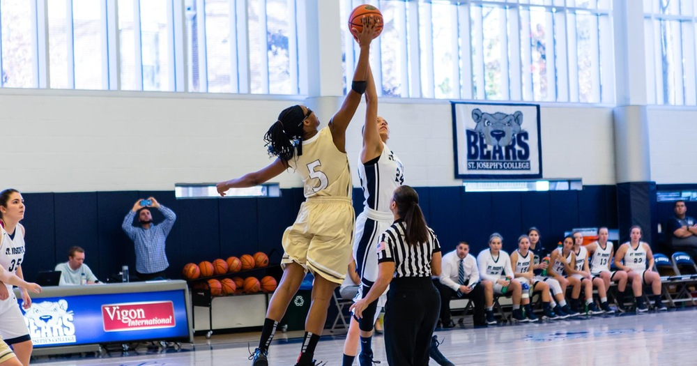 Porcasi Nets Game-High 16 as Women's Basketball Wraps Up Season Series With Mount Saint Vincent