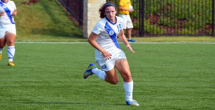 Women's Soccer rolls past Rockford to remain perfect in NACC play