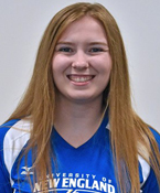 Sydney Christiansen, University of New England, Volleyball, Player of the Week