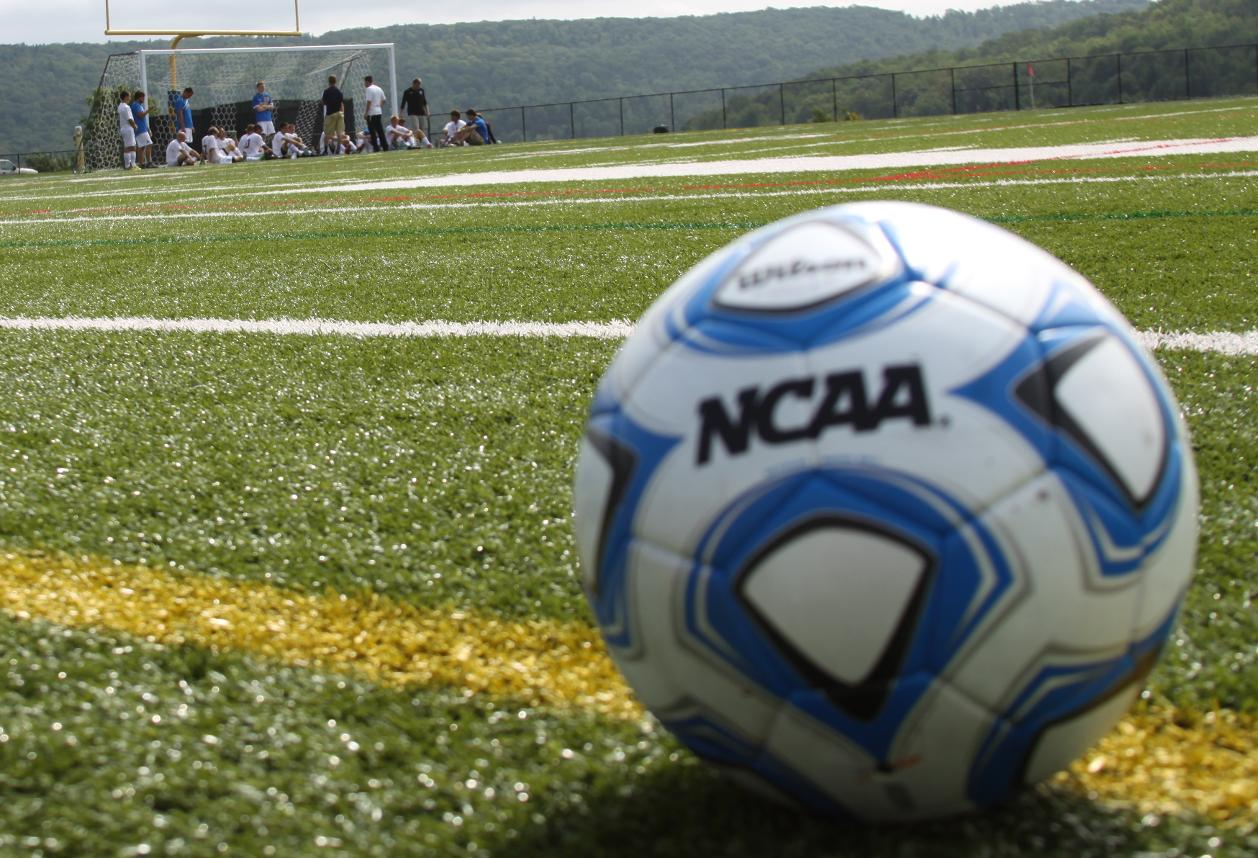 Men's Soccer Contest Moved Again