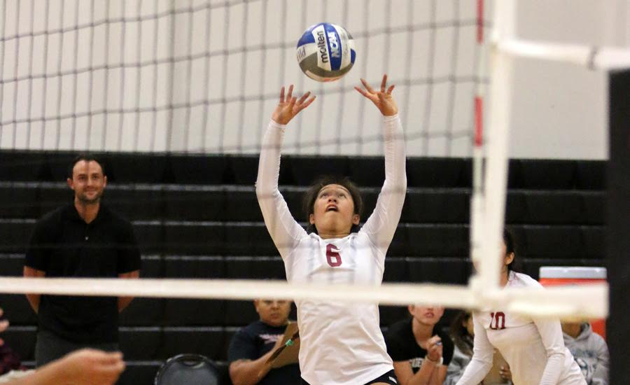 First-Place Battle In Women's Volleyball Goes To Mt. SAC