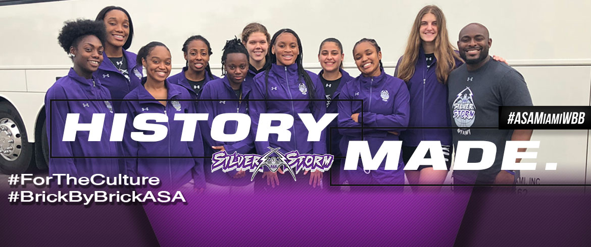 ASA Miami Women Win First Regular Season Game