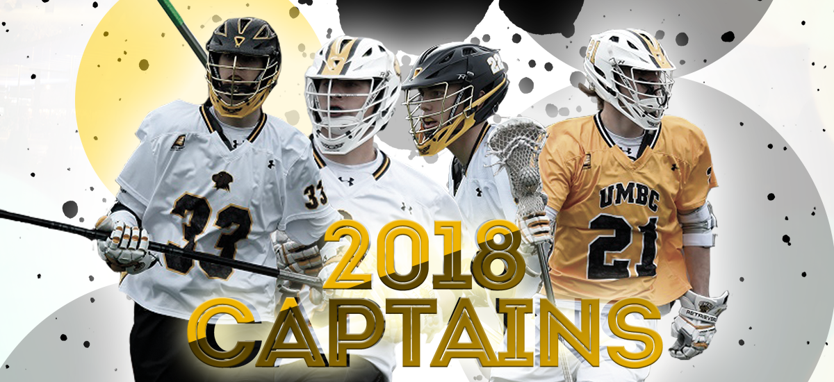 Men's Lacrosse Selects Four Captains for 2017-18 Academic Year