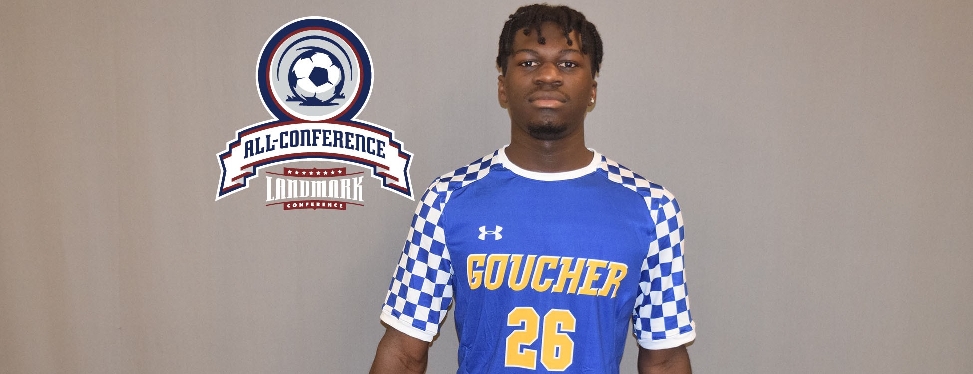 Yaya Diabagate Named To All-Landmark Conference Men's Soccer Second Team