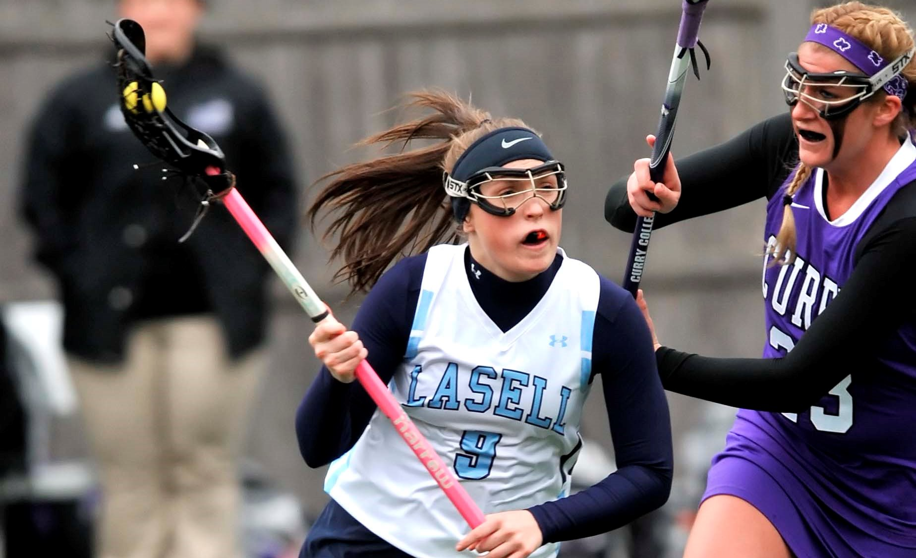 Women's Lacrosse Holds Off Simmons Comeback for 16-14 Win