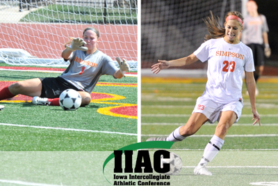Petersen, Lovik head women's soccer all-conference selections
