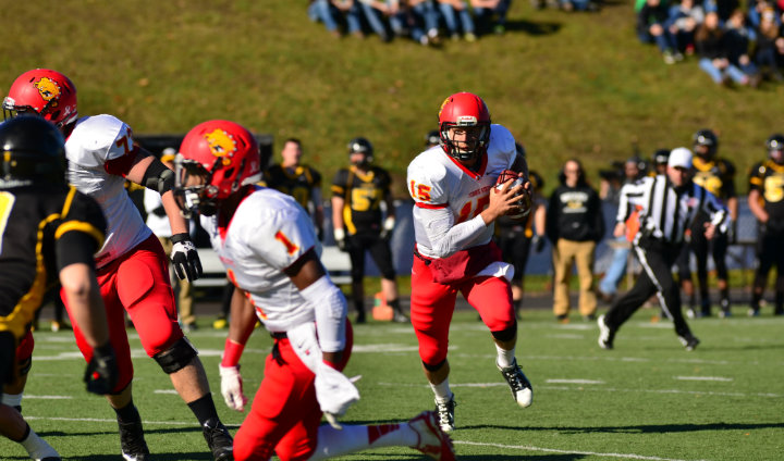 Ferris State Football Posts Decisive Win In Showdown At Sherman Field To Remain Unbeaten