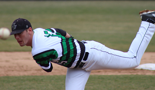 Treml Sets Two Career Pitching Records as Wilmington Bats Heat Up in CACC Sweep over Felician
