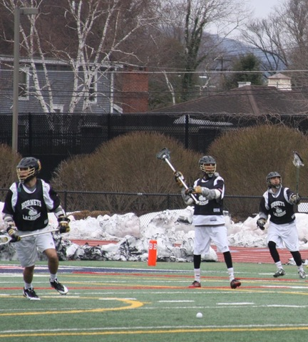 Lacrosse Drops Opener On The Road