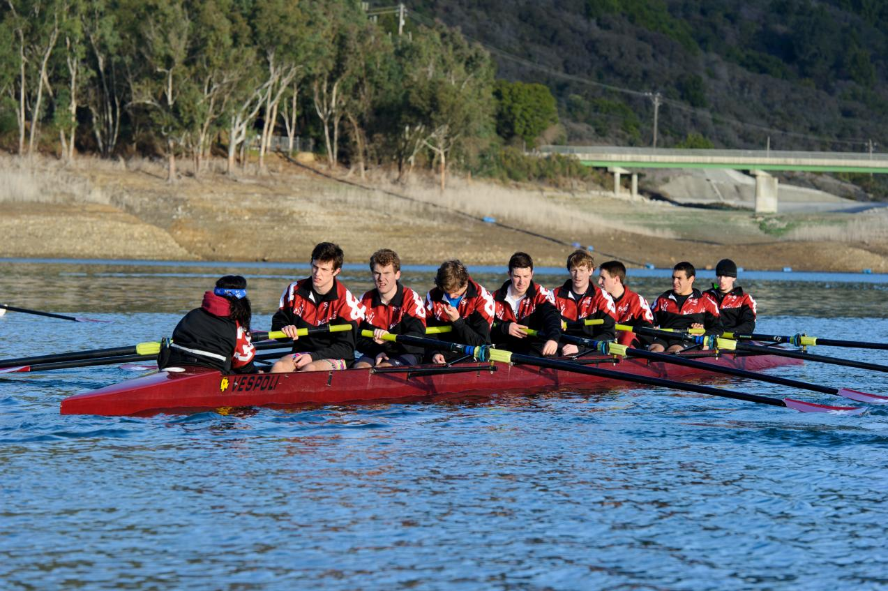 Santa Clara Men's And Women's Rowing Wraps-Up San Diego Crew Classic