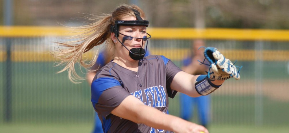 DWU softball drops three at PC Dome Classic