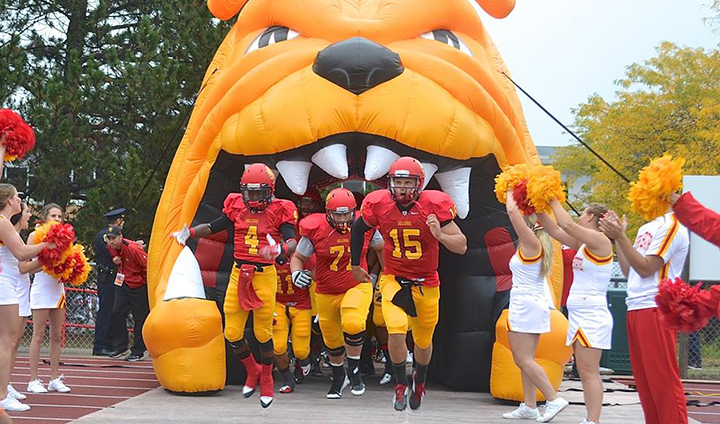 PREVIEW: Ferris State Football Hosts Rival Grand Valley State In Anchor-Bone Classic