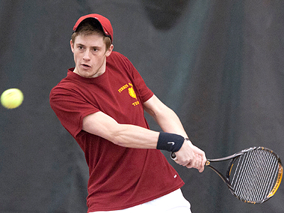 Men's Tennis Improves To 3-0 In The GLIAC