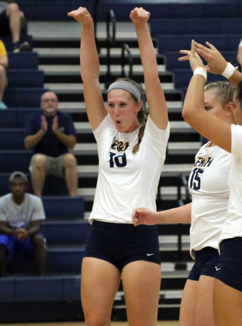 Emory & Henry Volleyball Wins ODAC Thriller, 3-2, Over Shenandoah Saturday